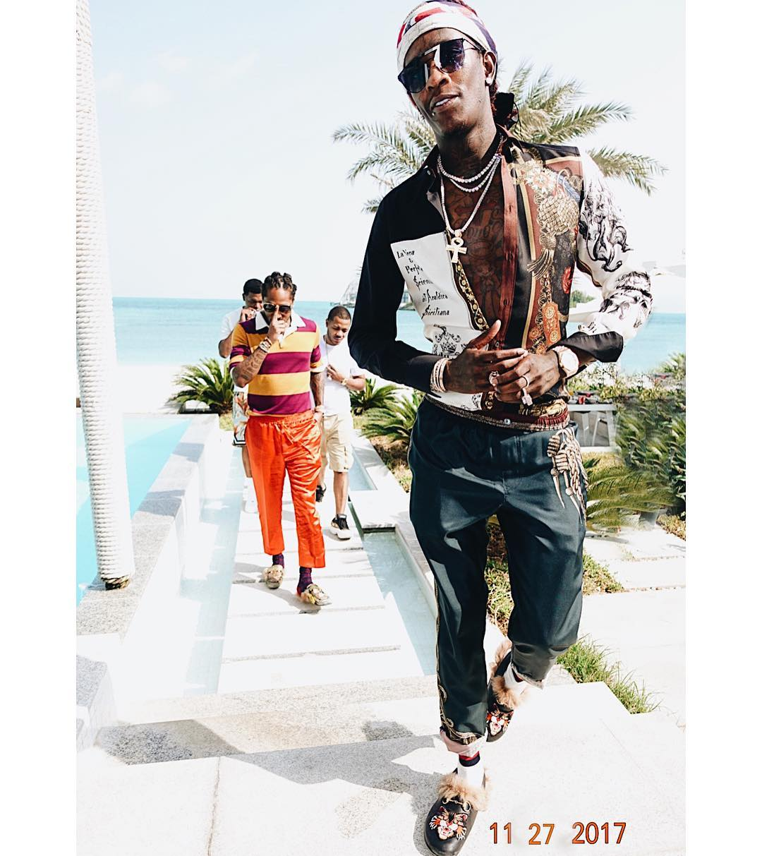 "Future x Young Thug – ""Mink Flow"""